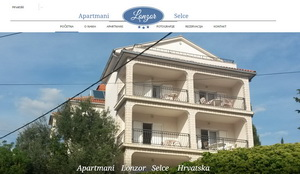 Apartments Lonzor Selce