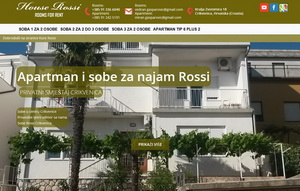 Apartments and Rooms Rossi